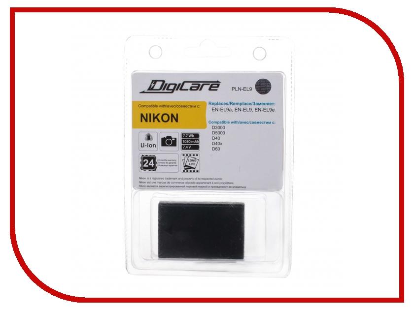 Аккумулятор DigiCare PLN-EL9 аккумулятор digicare pln el23