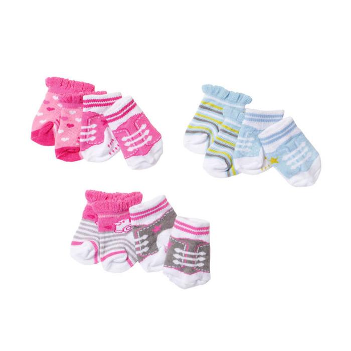 Одежда для куклы Zapf Creation Baby Born Носочки 823-576