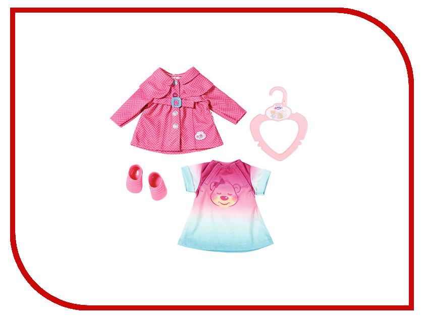 Кукла Zapf Creation Baby Born Комплект одежды для прогулки 823-477 hays комплект одежды