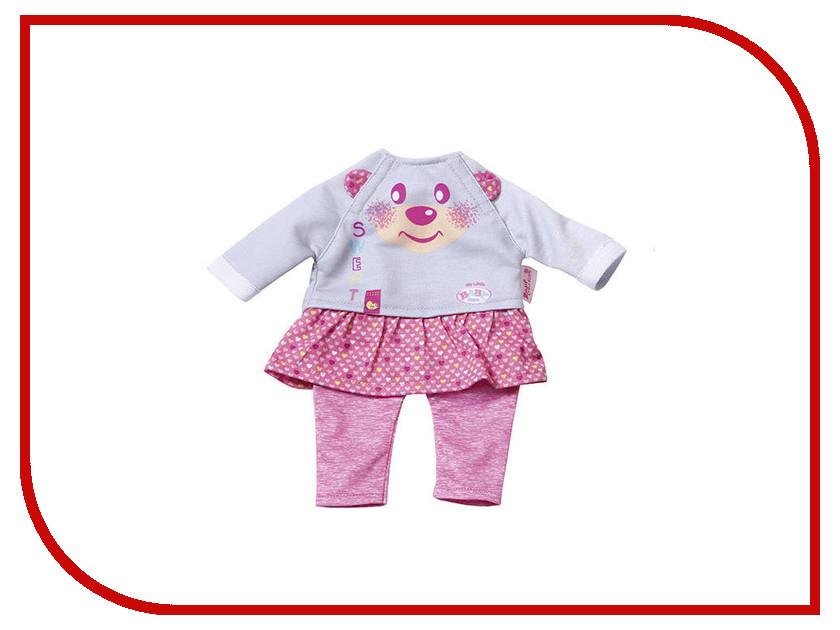 Игра Zapf Creation Baby Born Комплект одежды для дома 823-149