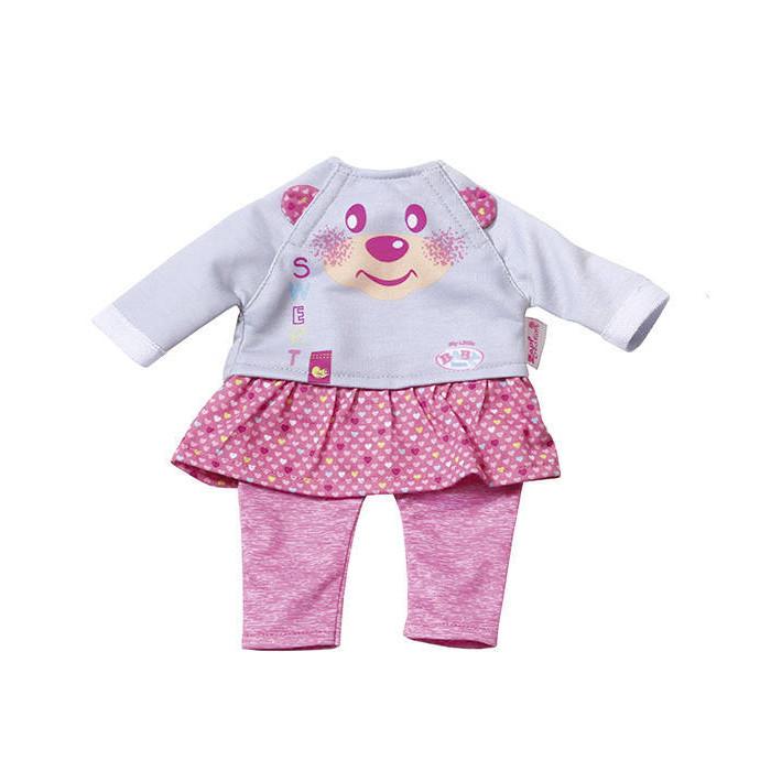 Одежда для куклы Zapf Creation Baby Born Для дома 823-149