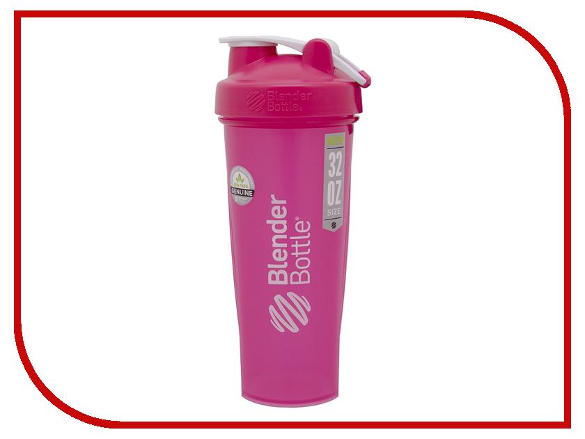 Шейкер BlenderBottle Classic Full Color 946ml Pink BB-CL32-FPIN