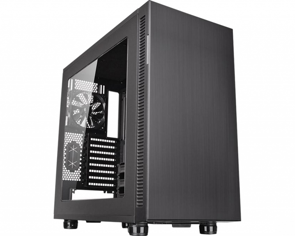 Корпус Thermaltake Suppressor F31 Tempered Glass Edition CA-1E3-00M1WN-03