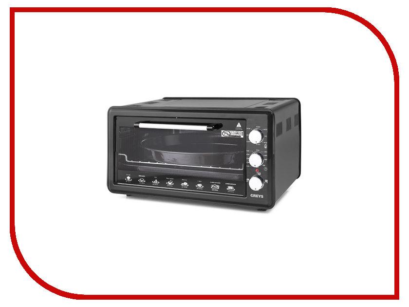 цена на Мини печь Greys RMR-4006 Black