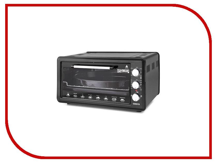 цена на Мини печь Greys RMR-4009 Black