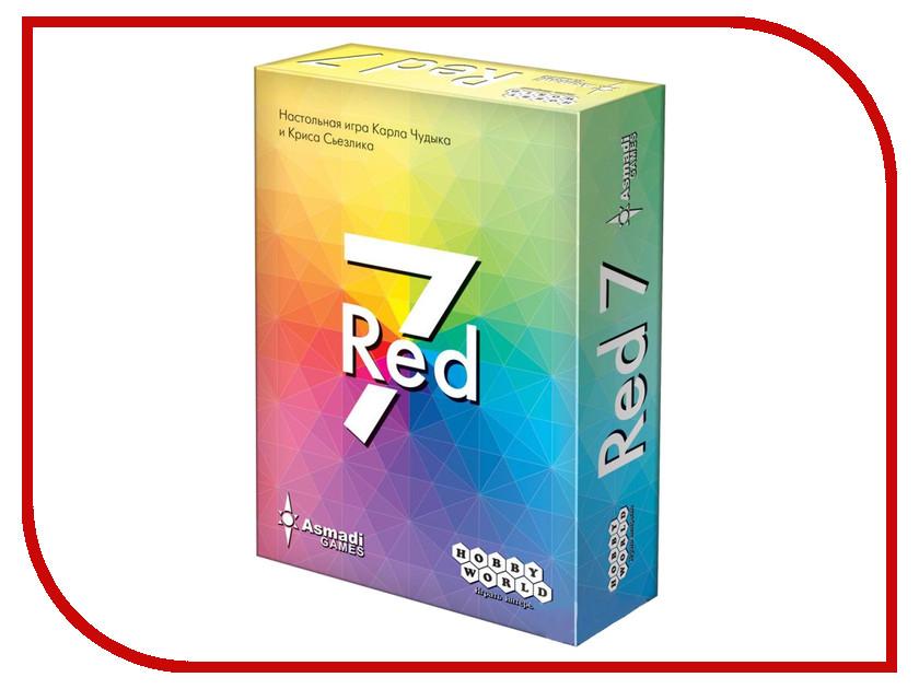 Настольная игра Hobby World Red 7 1792 pro svet light mini par led 312 ir