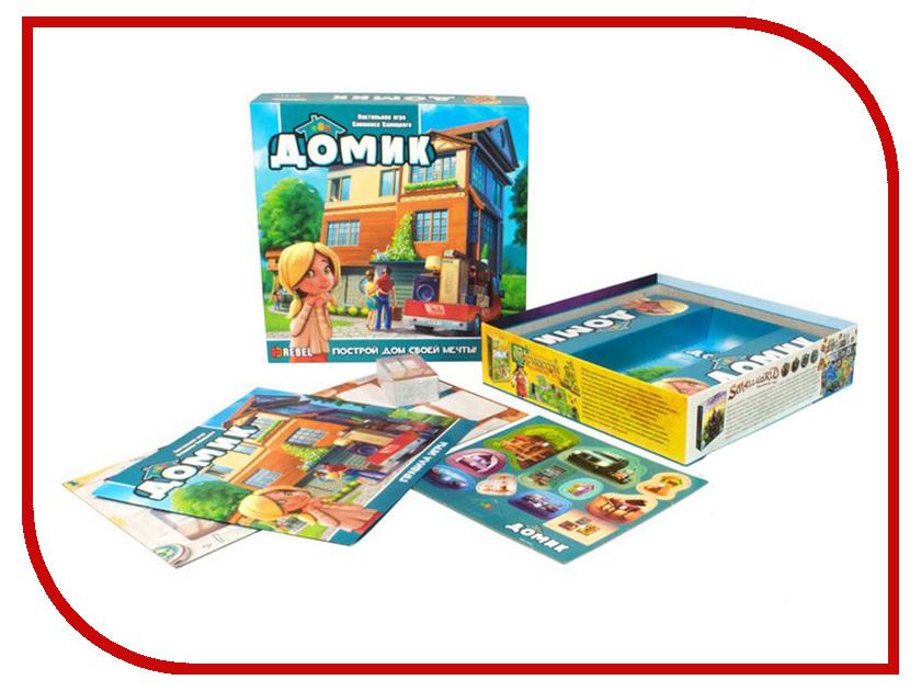 Настольная игра Hobby World Домик 1648 тачки essentials psp