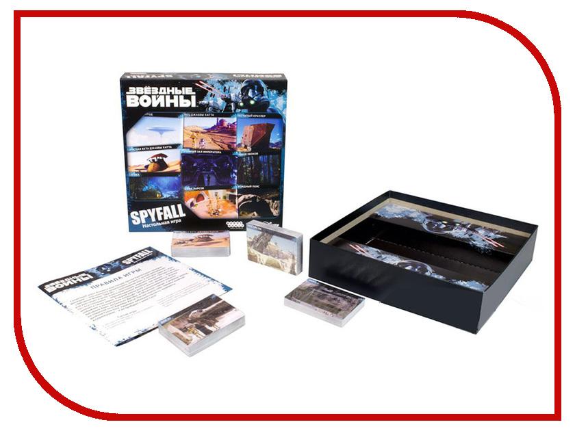 Настольная игра Hobby World Звездные Войны Spyfall 1636
