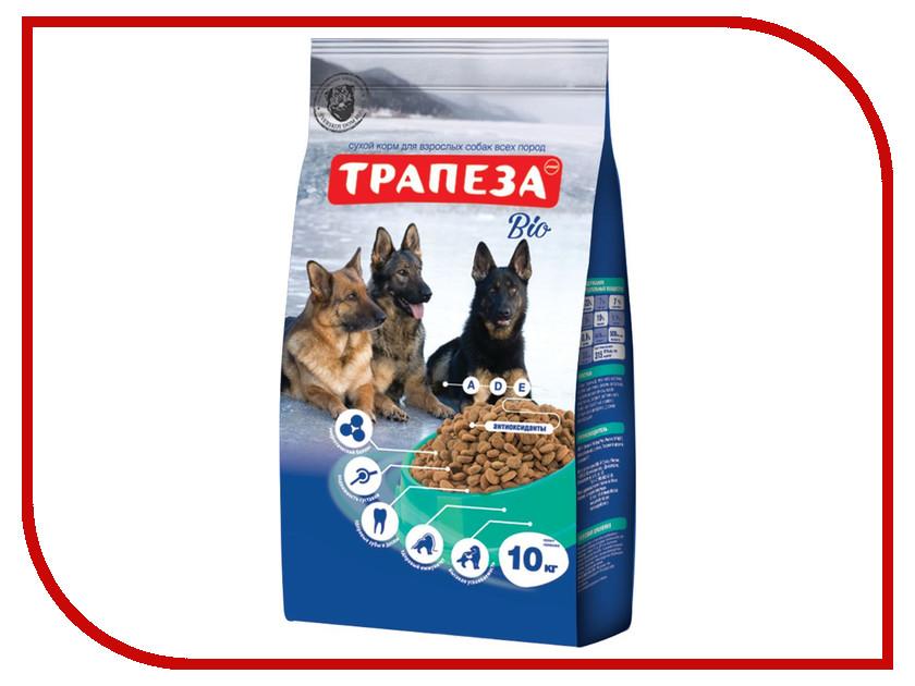 Корм Трапеза Био 10kg для собак с нормальной активностью 201003073 корм сухой трапеза био для собак с нормальной активностью 13 кг