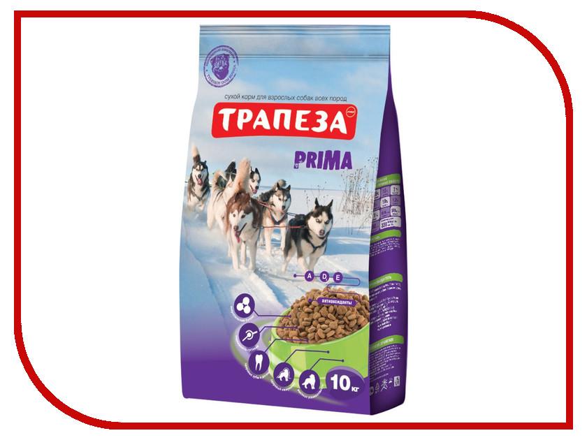 Корм Трапеза Прима 10kg для собак с нормальной активностью 201003071