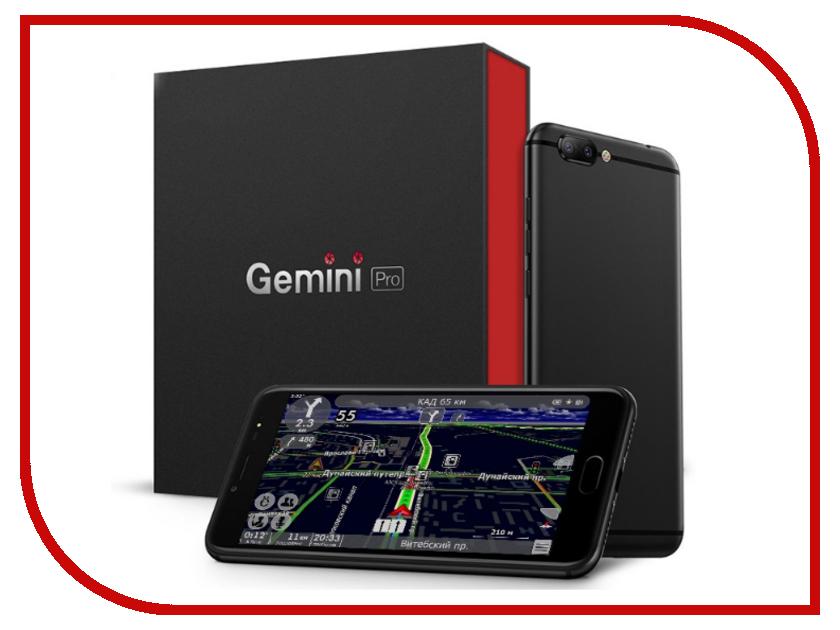 Навигатор GlobusGPS GL-900Gemeni Pro