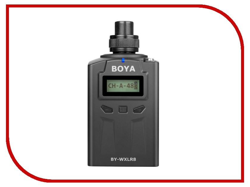 Беспроводной радиопередатчик Boya BY-WXLR8