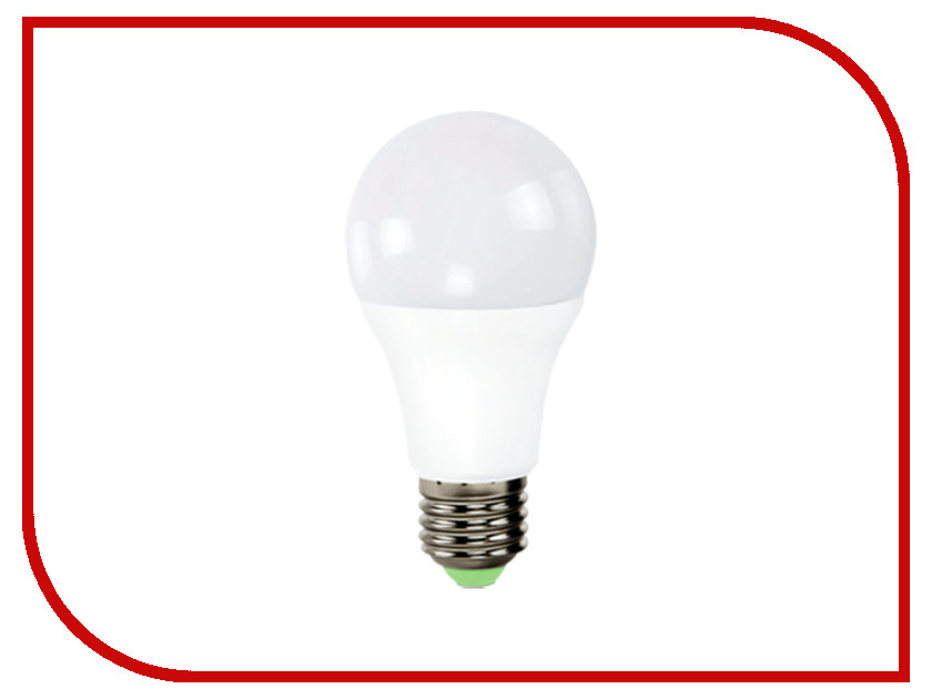 Лампочка IN HOME LED-A60-ECO 10W 230V E27 4000K 800Lm 4690612013701