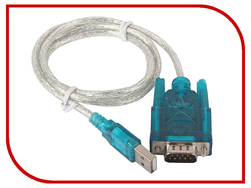 Аксессуар Мегеон RS232-USB usb to rs232 adapter with usb extension cable