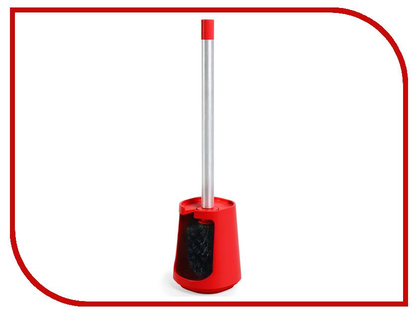 Ёршик туалетный Umbra Step Red 023834-505
