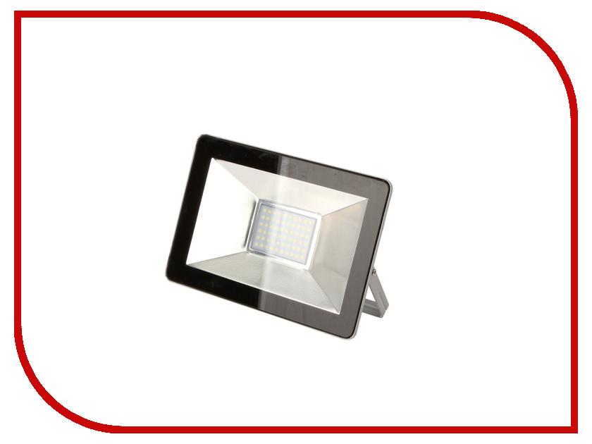 Лампа Uniel ULF-F15-30W/DW IP65 Silver