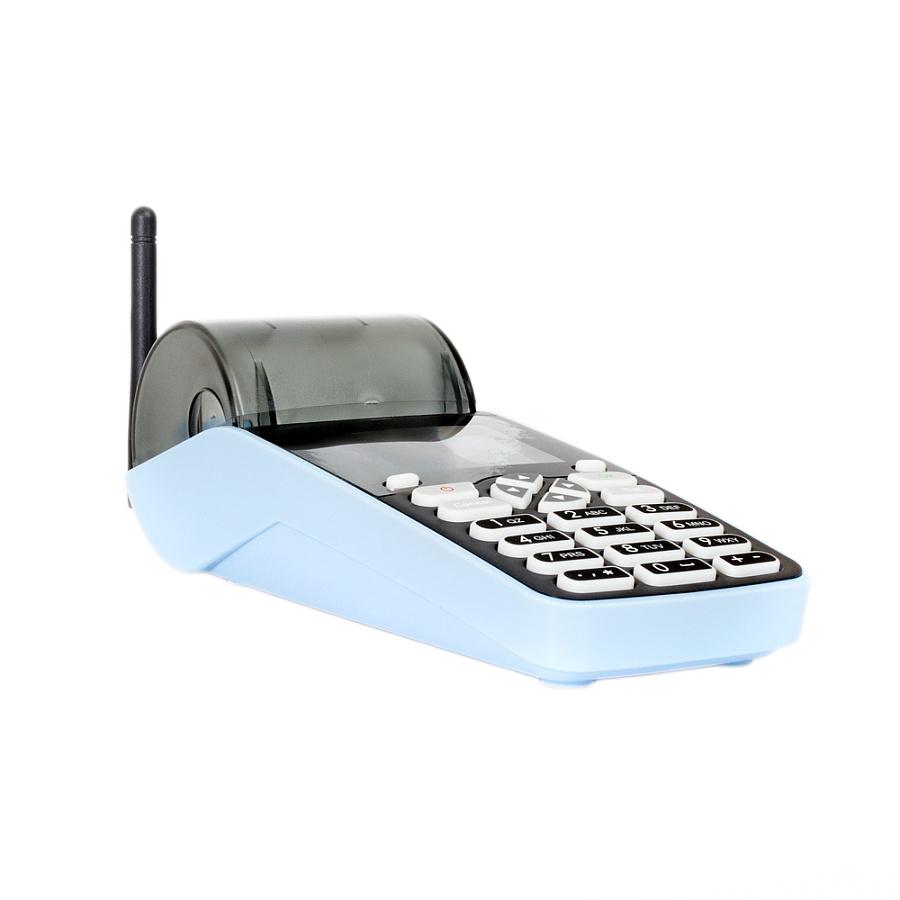 Кассовый аппарат Штрих-М ПЕЙ-Ф Blue с фискальным накопителем