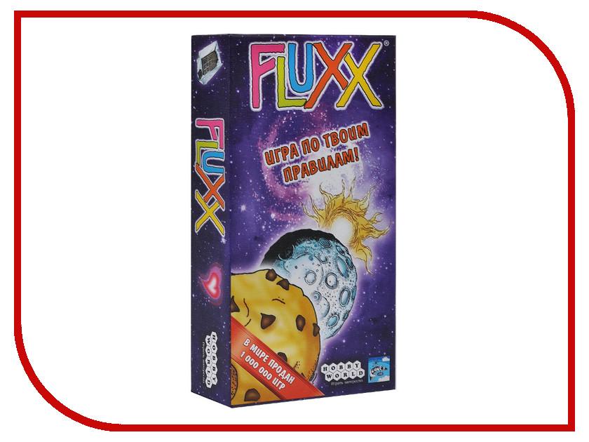 Настольная игра Hobby World Fluxx 1177 настольная игра hobby world черепашьи бега 1000