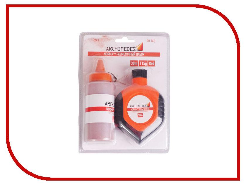 Разметочный набор Archimedes 90160 коннектор стандартный archimedes 90926