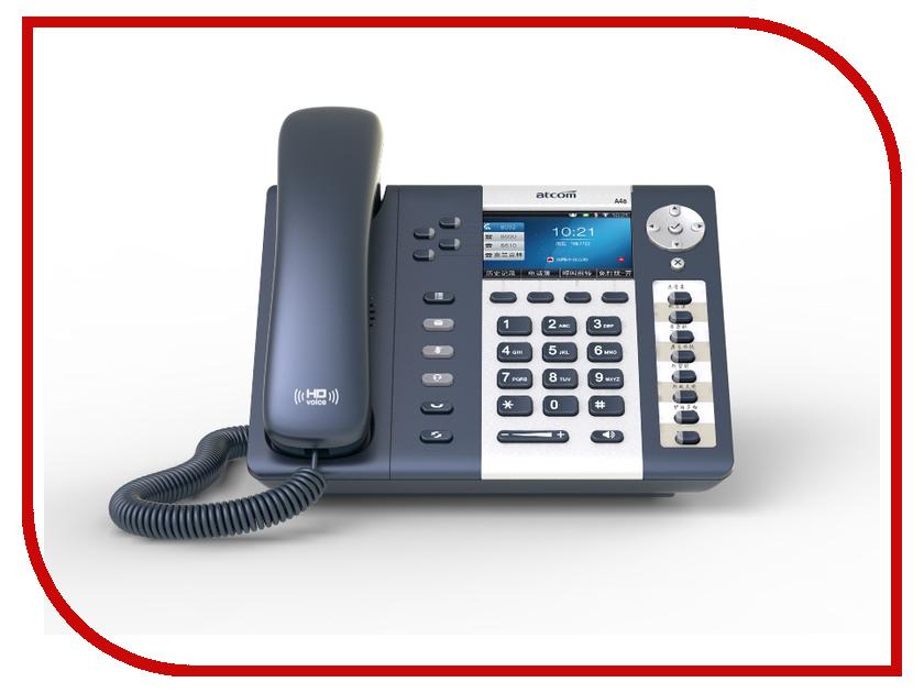 Zakazat.ru: VoIP оборудование ATcom A48
