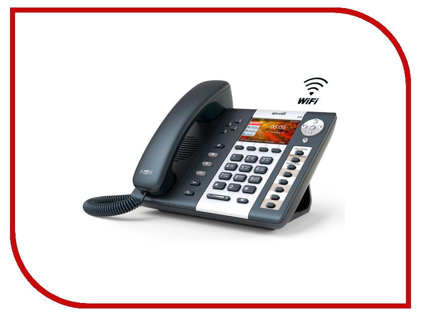 VoIP оборудование ATcom A48W