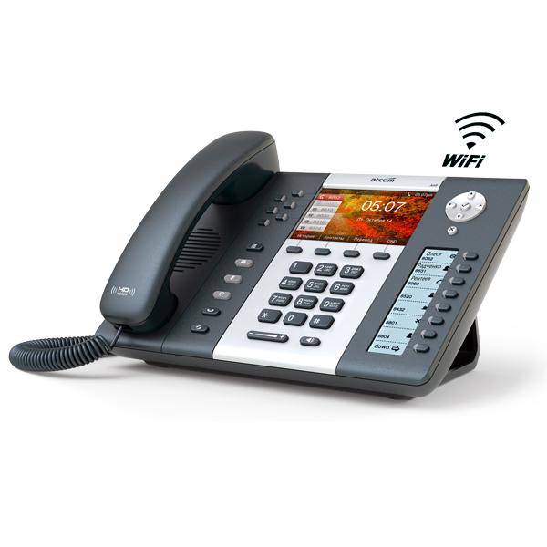 VoIP оборудование ATcom A68W