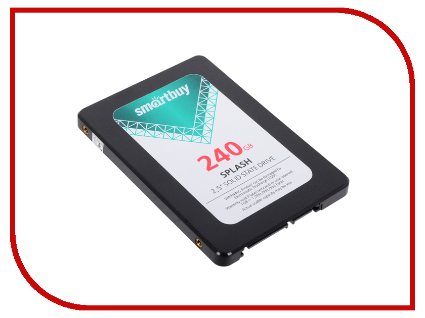 Жесткий диск 240Gb - SmartBuy SB240GB-SPLH-25SAT3 smartbuy cult