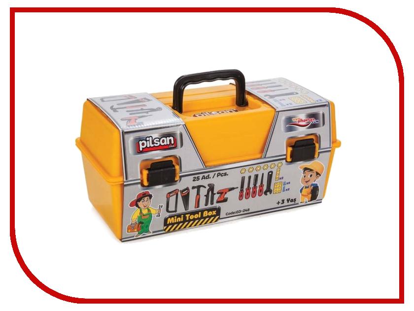 Игра Pilsan Mini Tool 3248plsn игра pilsan tool set 3230plsn