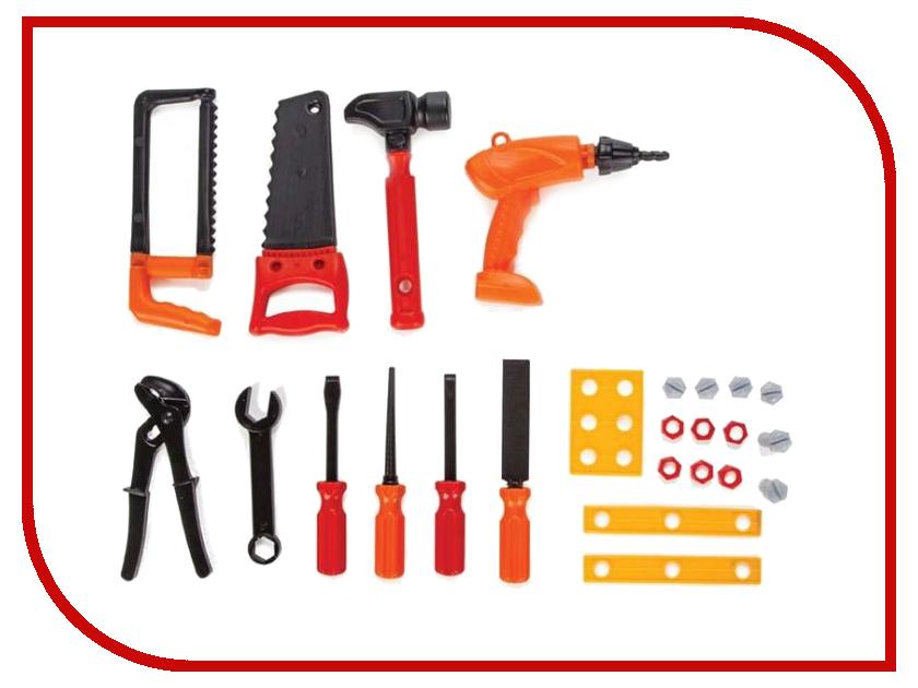 Игра Pilsan Tool Set 3230plsn pilsan игровой набор инструменты tool set в тележке