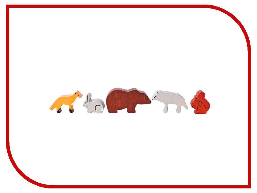 Игрушка Paremo Дикие животные PD415-02 дикие животные
