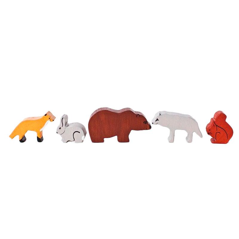 Набор Paremo Дикие животные PD415-02