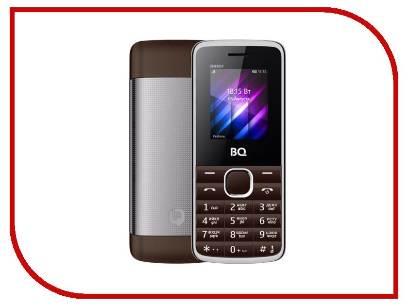 Сотовый телефон BQ 1840 Energy Brown