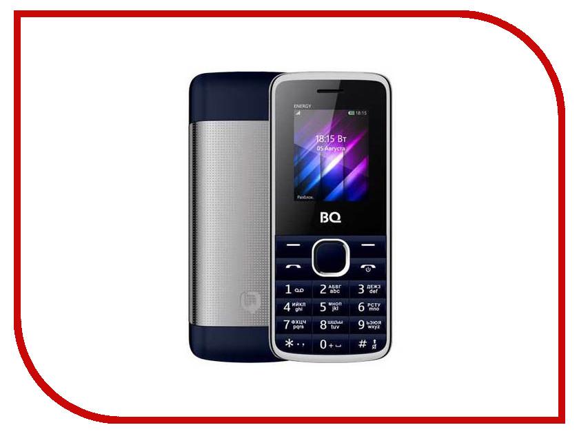 Сотовый телефон BQ 1840 Energy Dark Blue