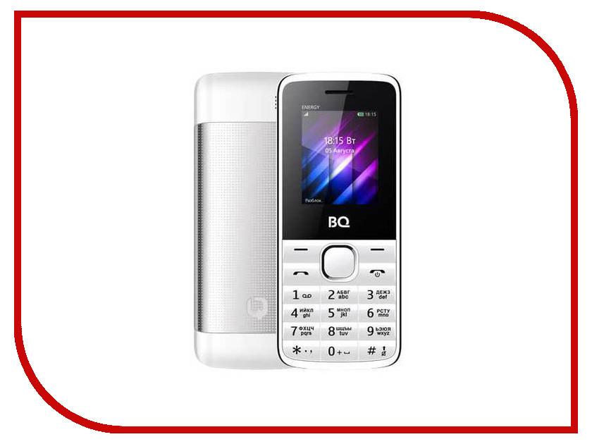 Сотовый телефон BQ 1840 Energy White