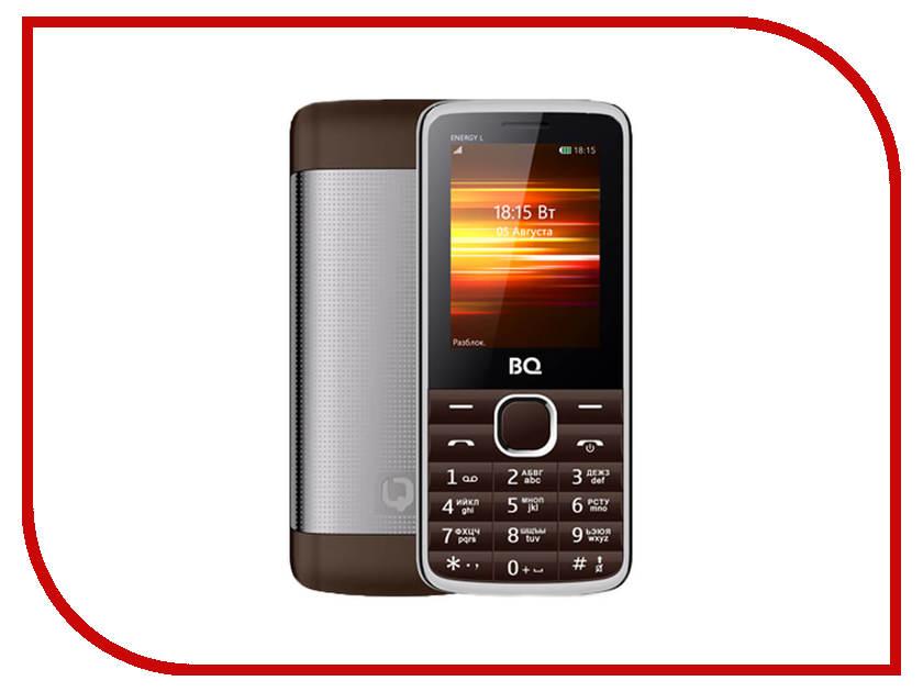 Сотовый телефон BQ 2426 Energy L Brown energy