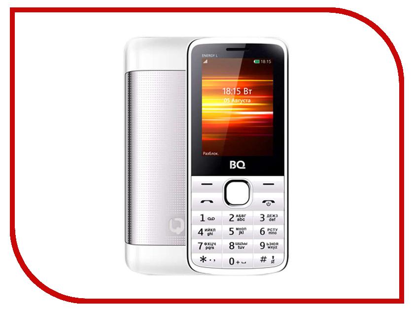 Сотовый телефон BQ 2426 Energy L White сотовый