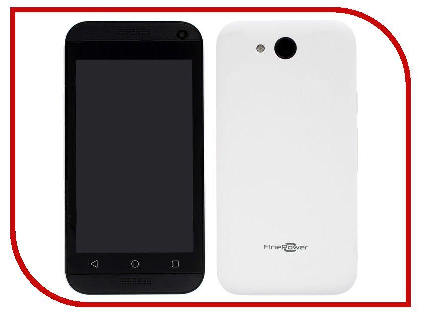 Zakazat.ru: Сотовый телефон FinePower C4 White