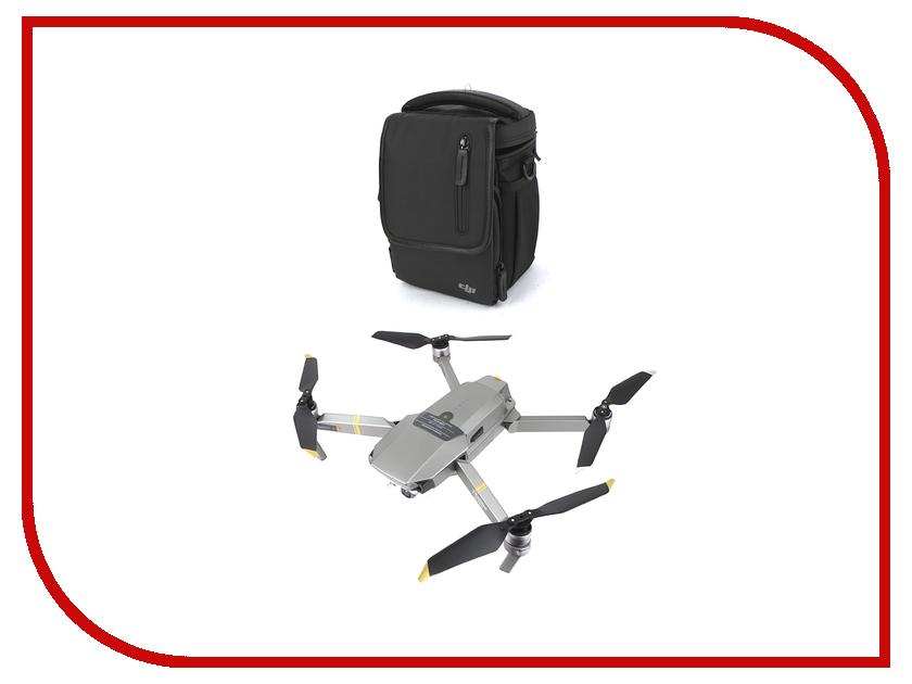 Квадрокоптер DJI Mavic Pro Combo квадрокоптер dji spark fly more combo с камерой желтый
