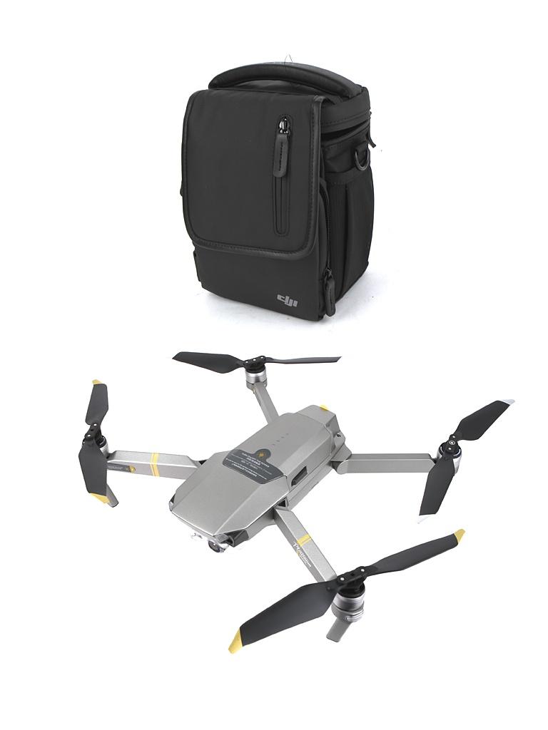 Квадрокоптер DJI Mavic Pro Combo квадрокоптер dji mavic air fly more combo с камерой белый
