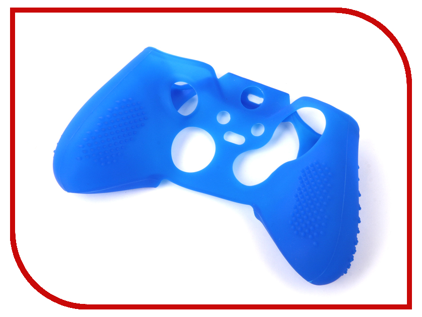 Чехол Apres Silicone Case Cover для Xbox One Controller Blue protective silicone cover case for xbox 360 controller yellow blue