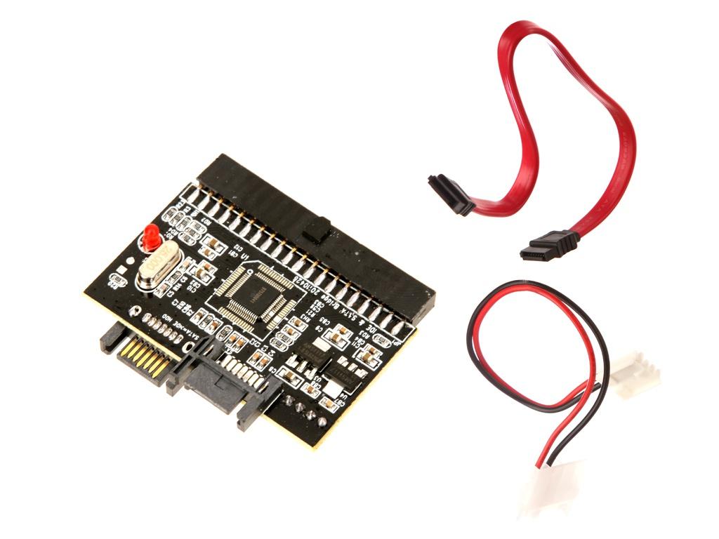 Контроллер Espada SATA to IDE Bidirectional Converter SIIS