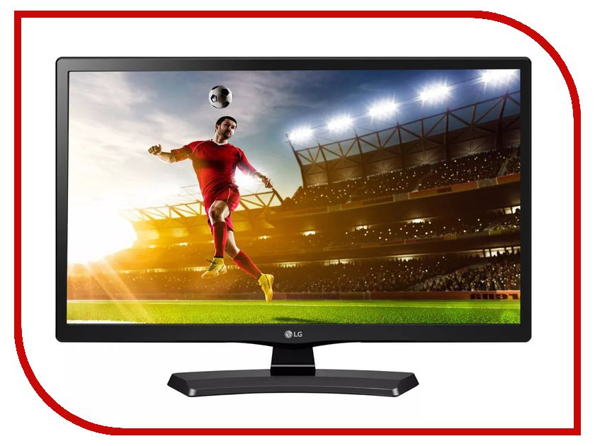 Телевизор LG 24MT58VF-PZ lg 24mt58vf pz телевизор