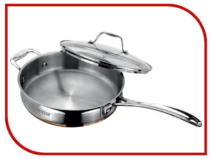 Сковорода Vitesse VS-1010 24cm