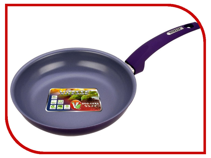 Сковорода Vitesse 26cm VS-2242 vitesse vs 1625