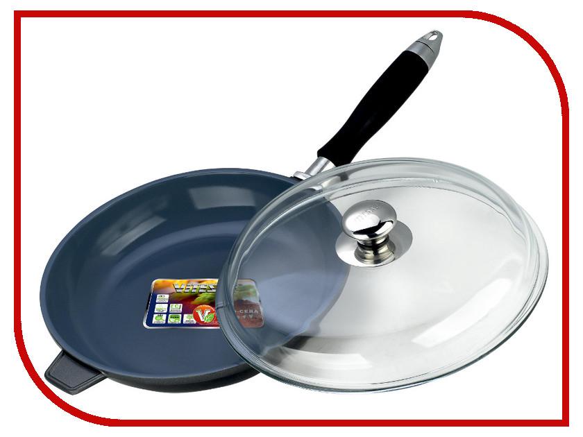 Сковорода Vitesse VS-2271 24cm bravo комплект постельного белья bravo 2035 1847 1