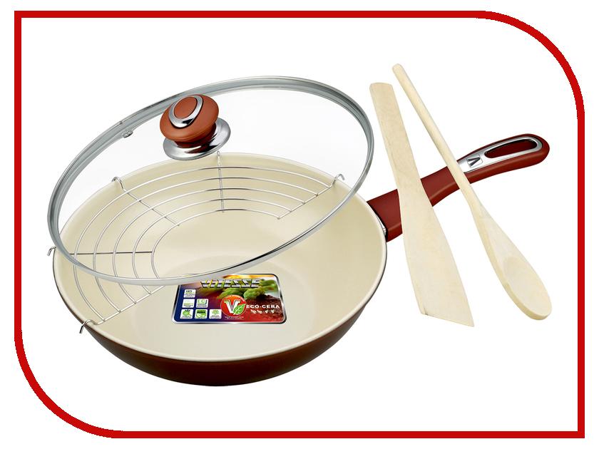 Сковорода Vitesse 28cm VS-7656 vitesse vs 1625