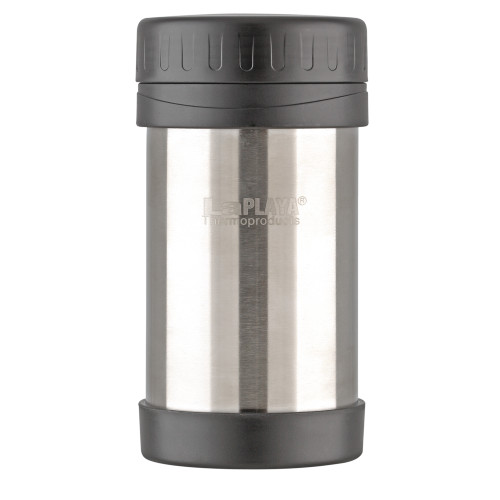 Термос La Playa Food Container JMG 500ml Silver 560037