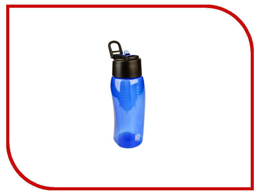 рюкзак городской dc bunker print team flag blue iris Фляга Iris I8202-PA 650ml Blue