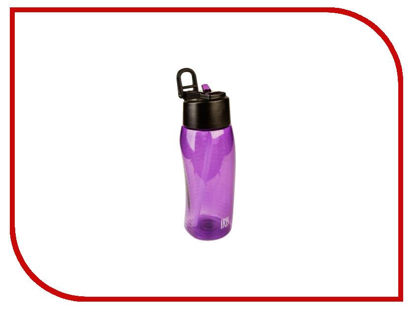 Фляга Iris I8202-PL 650ml Purple термос iris i8324 i 750ml