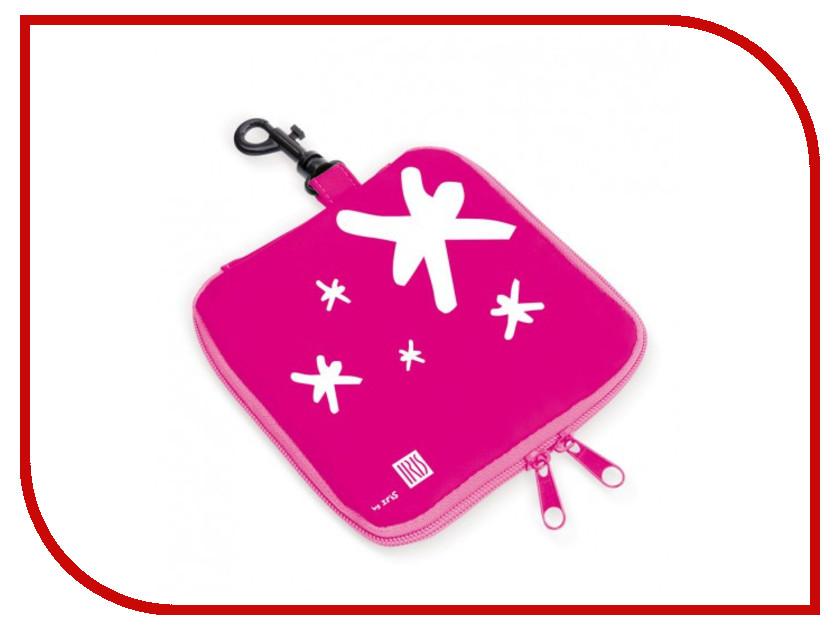 Ланч-бокс Iris Kids I9929-TP 15x15cm Pink